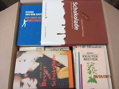 59 Bücher Hardcover Romane Sachbücher verschiedene Themen