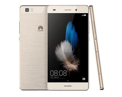Huawei P8 Lite Gold 12,7 cm (5,0 Zoll) 13 MPixel Kamera Android 5.0 LTE NEU OVP