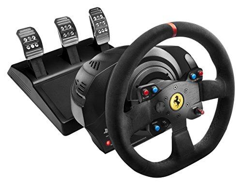 Lenkrad TM T300 Ferrari Integral Racing Wheel Alcantara Edition