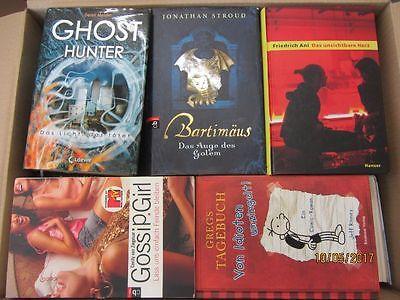 60 Bücher Jugendromane Jugendbücher junge Leser Top Titel