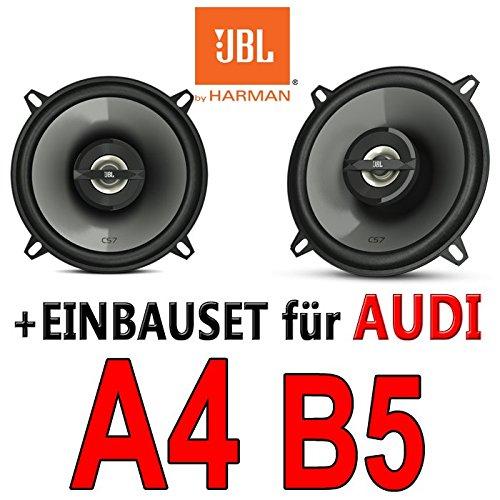 Audi A4 B5 - JBL CS752   2-Wege   13cm Koax Lautsprecher - Einbauset