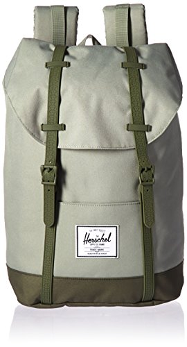 Herschel Retreat Backpack Rucksack 43 cm, shadow/beetle rubber