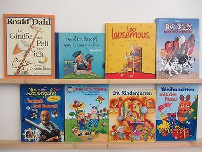 41 Bücher Kinderbücher Kleinkinderbücher Kindergartenbücher Bilderbücher