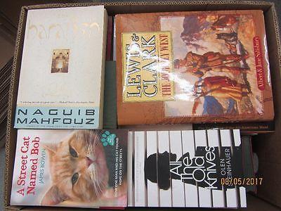 68 Bücher englische Bücher Romane Sachbücher Reiseführer Bildbände u.a.
