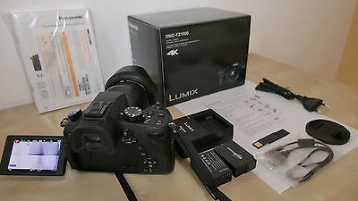 Panasonic LUMIX DMC-FZ1000 in OVP, Garantie bis 26.08.2018