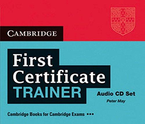 First Certificate Trainer: Audio CDs (3)