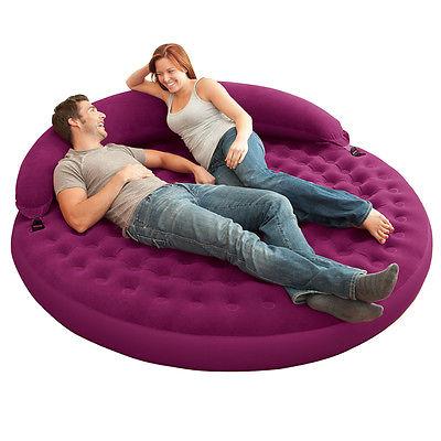 INTEX Relax Ultra Lounge Sofa Couch Luftbett aufblasbar für Camping Outdoor