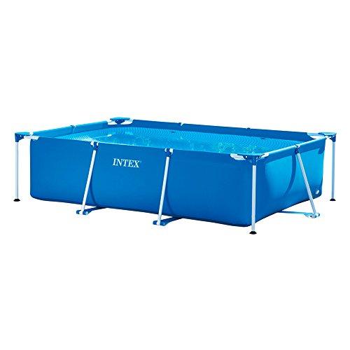 Intex Family Schwimmbecken, blau, 300 x 200 x 75 cm