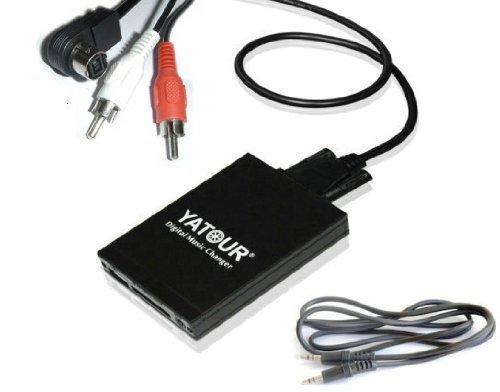 USB MP3 AUX SD CD Bluetooth Freisprechanlage/Freisprecheinrichtung Adapter Wechsler SON