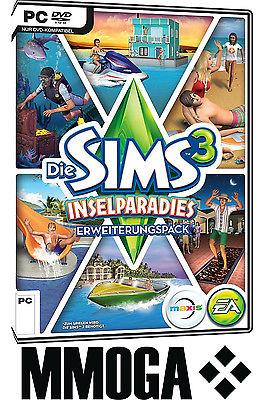 Die Sims 3 Inselparadies [PC] [EA] Add-on Key