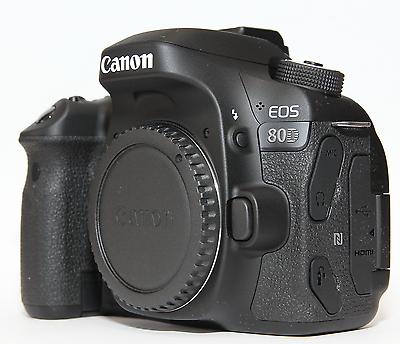 NEU & OVP: CANON EOS 80D 24.2 MP SLR-Digitalkamera - BODY