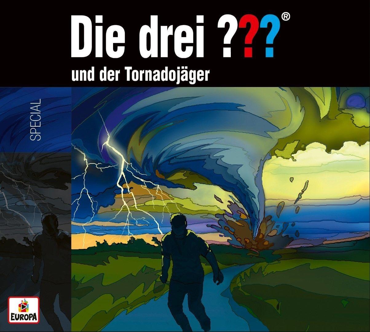 DIE DREI ??? UND DER TORNADOJÄGER 2CD NEU & OVP 3 FRAGEZEICHEN VÖ: 23.06.17