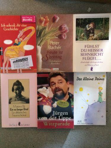 121 Bücher Taschenbücher verschiedene Verlage Romane Krimis Erzählungen usw...