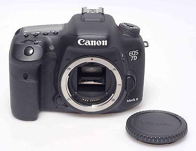 Canon EOS 7D Mark II 20.2MP Digitalkamera - gebraucht-