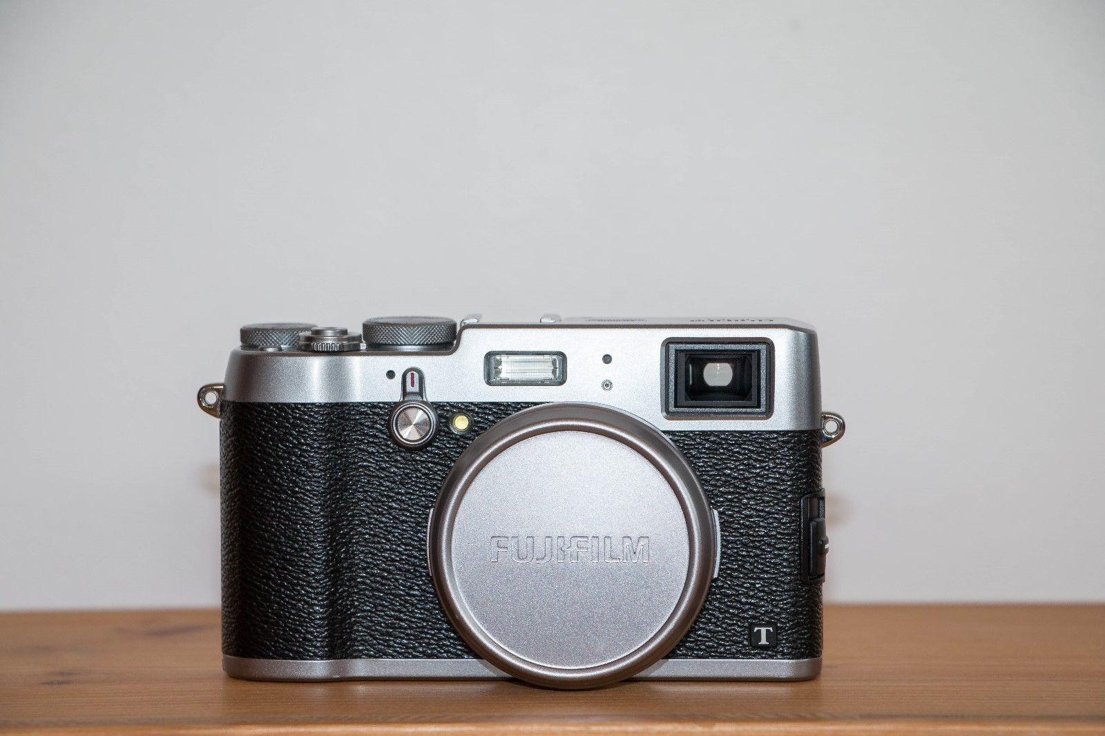 Fujifilm X100T (Silber) - 16,3 MP