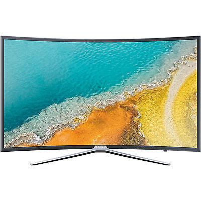 SAMSUNG UE55K6379 LED TV (Curved, 55 Zoll, Full-HD, SMART TV)