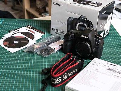 Canon EOS 5D Mark II nur Body - guter Zustand - mit OVP