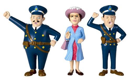 Pippi Langstrumpf 44.3696.00 - Pippi Polizeibeamter & Frau