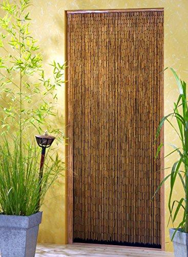 Bambusvorhang Türvorhang Saigon XL 115x220cm (Breite x Höhe)