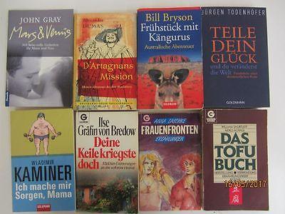 99 Bücher Taschenbücher Goldmann Verlag
