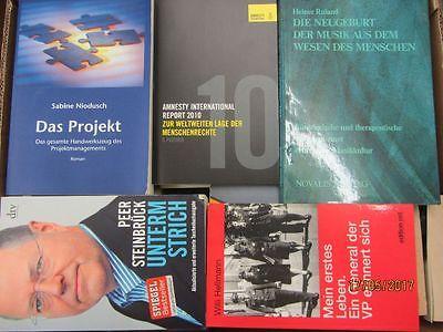 63  Bücher Sachbücher Softcover Wissenschaft Wirtschaft Politik Zeitgeschichte