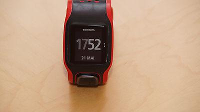 TomTom Multisport Cardio - Pulsmessung über Handgelenk