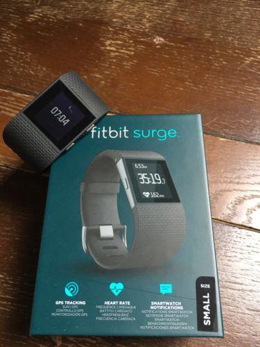 Fitbit Surge Gr. S, Neu! Fitness-Superwatch, Aktivitätstracker, Fitnessuhr