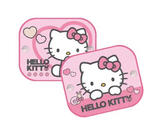 Kaufmann Neuheiten HKSAA011 Hello Kitty Sonnenschutz Bedruckt, 2 Stück