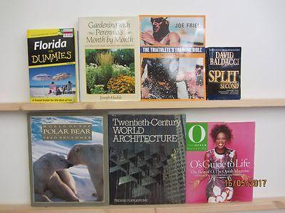 49 Bücher englische Bücher Romane Sachbücher Reiseführer Bildbände u.a.