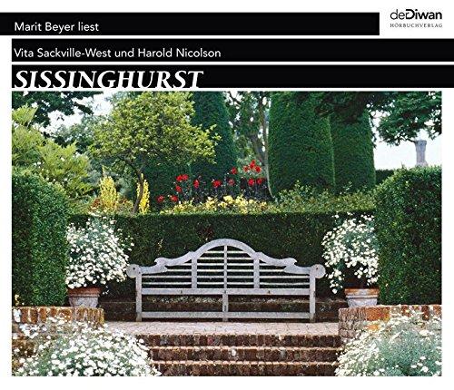 Sissinghurst - Portrait eines Gartens: Marit Beyer liest