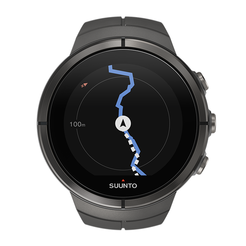 Suunto Spartan Ultra stealth Titanium HR Gratis Versand
