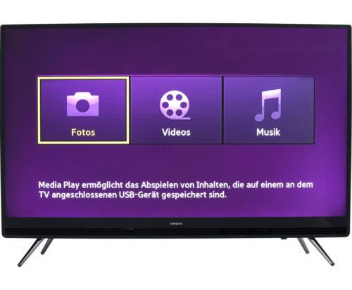 Samsung UE40K5179SSXZG Full HD LED Fernseher 100 cm [40 Zoll] Schwarz