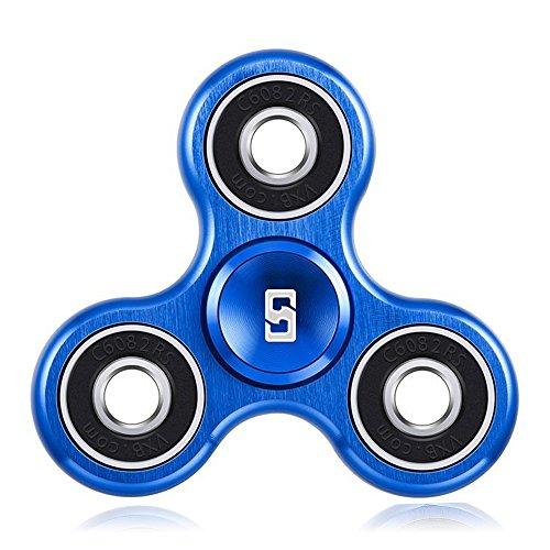 Fidget Toys Hand Spinner Finger Spielzeug, hochwertige Qualität, aus Aluminium