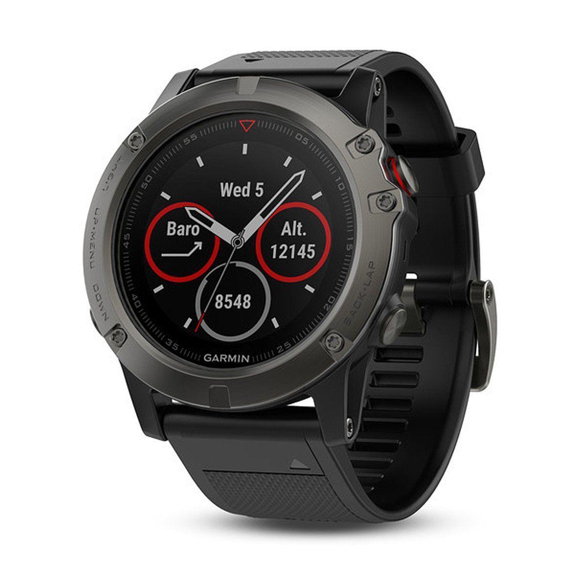 Garmin Fenix 5X Smart Watch GPS Neu & OVP Modell 2017