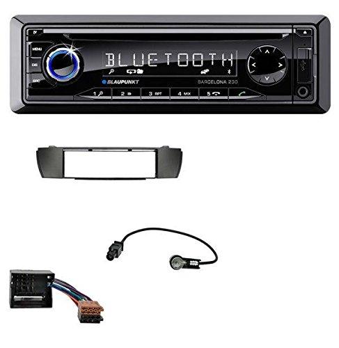 Blaupunkt Barcelona 230 CD MP3 USB SD Bluetooth AUX Autoradio für BMW Z4 E85 (2003-2008)