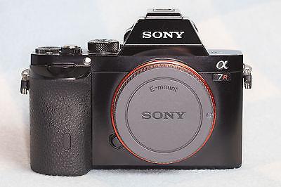 Sony Alpha 7R  A7R in OVP