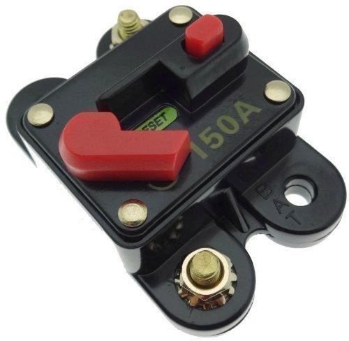 150A Sicherungsautomat Automatik Abschalter Sicherung Auto Fahrzeug Batterie 12V