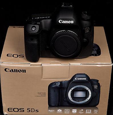 Canon EOS 5DS Spiegelreflex Digitalkamera - Schwarz - Neuwertig - OVP
