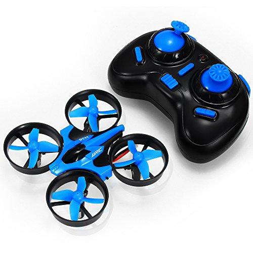 REALACC H36 Mini UFO Quadrocopter Drohne RTF Blau