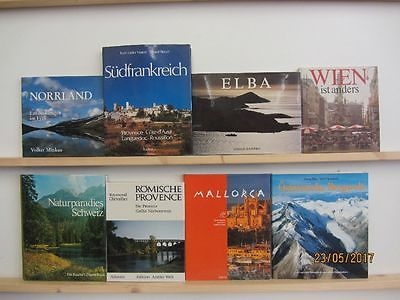 24 Bücher Bildbände Europa europäische Länder europäische Städte