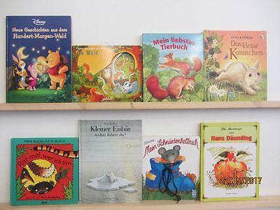 39 Bücher Kinderbücher Kleinkinderbücher Kindergartenbücher Bilderbücher