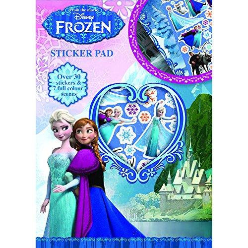 Anker ANKFNSTP - Frozen Sticker Pad - Aufkleberset