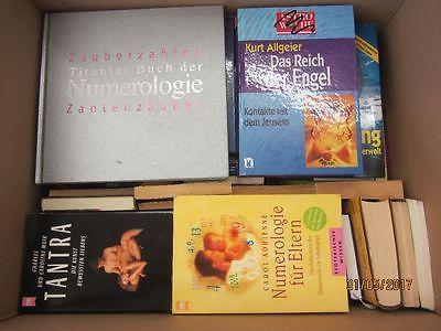 57 Bücher Esoterik esoterische Bücher Grenzwissenschaften Geheimwissenschaften