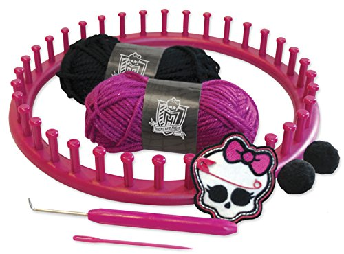 Monster High Mützen-Häkel-Set