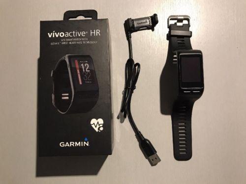 Garmin Vivoactive Hr + Restgewährleistung