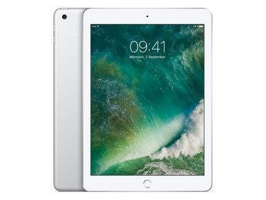 Apple iPad mit WiFi, 32 GB, silber