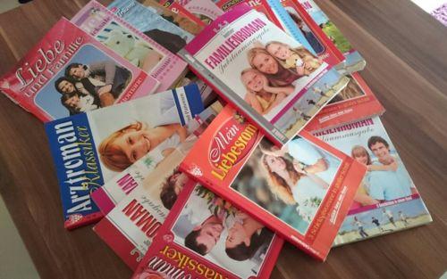 57 Romane, Sophienlust, Dr. Norden...
