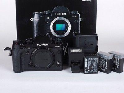 Fuji Fujifilm X-T1 OVP nur 6 Monate alt  Top!