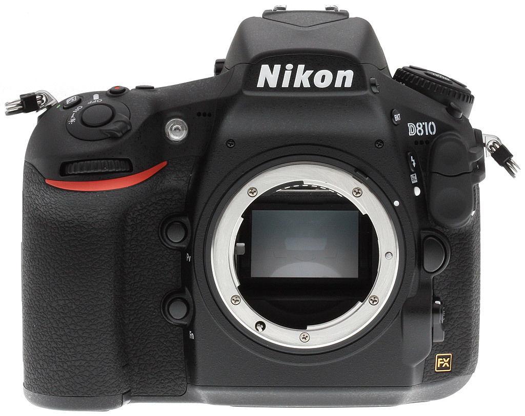 Nikon D810 Body 36,3-Megapixel-Sensor im Vollformat