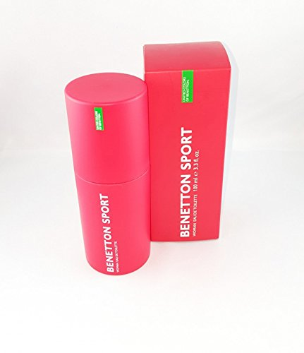 BENETTON SPORT von United Colors Of Benetton für Damen. EAU DE TOILETTE SPRAY 3.3 oz / 100 ml
